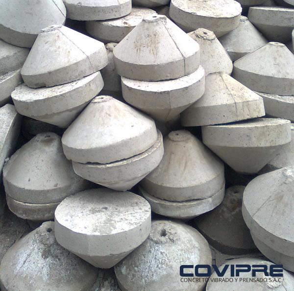 Zapatas de concreto