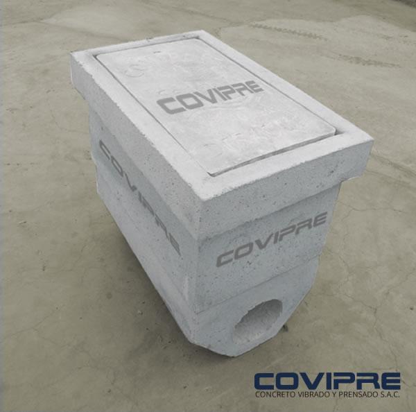 caja para desague covipre
